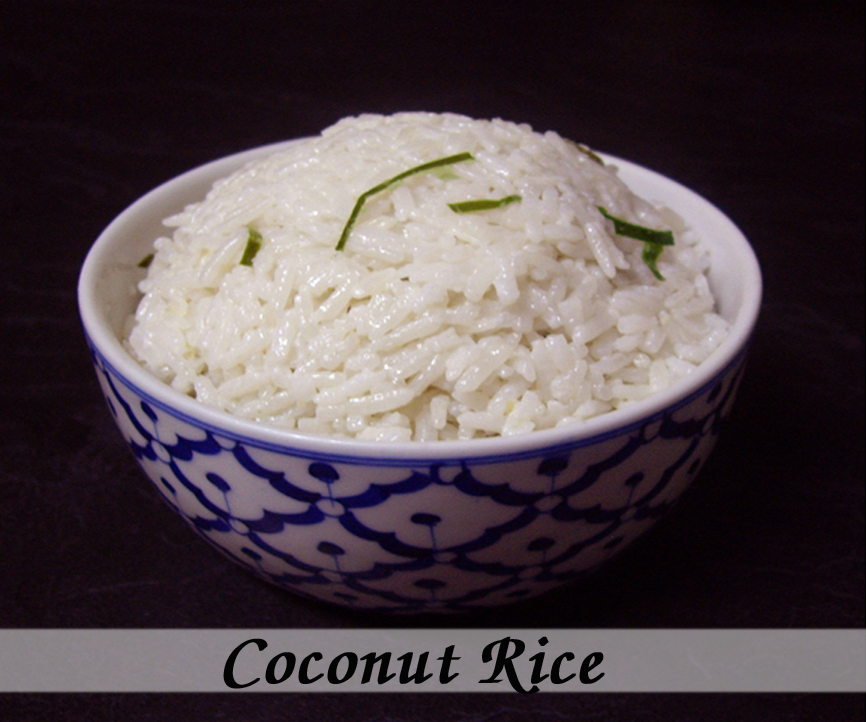 how to make authentic thai coconut rice