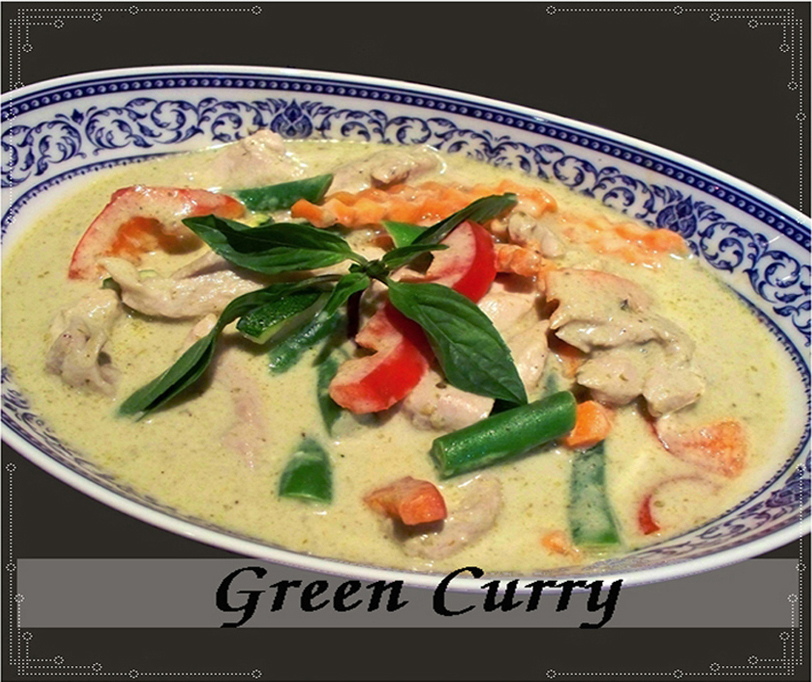 Green Curry (Gang Keaw Wan)