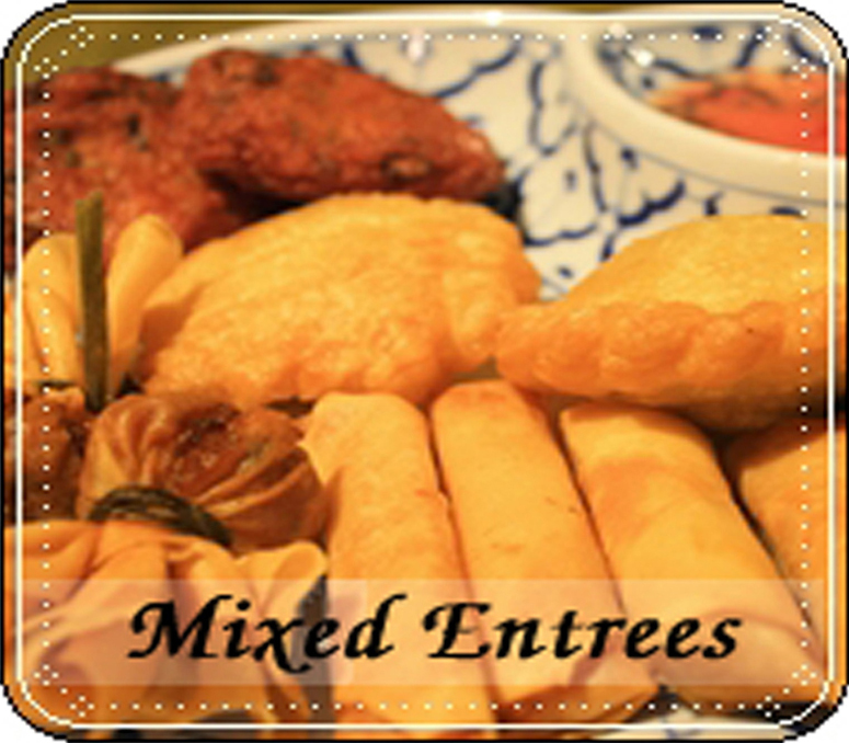 Mixed Entrees