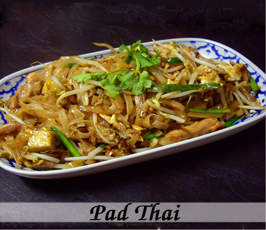 Home :: Rice/Noodles :: Pad Thai :: Pad Thai - Chicken