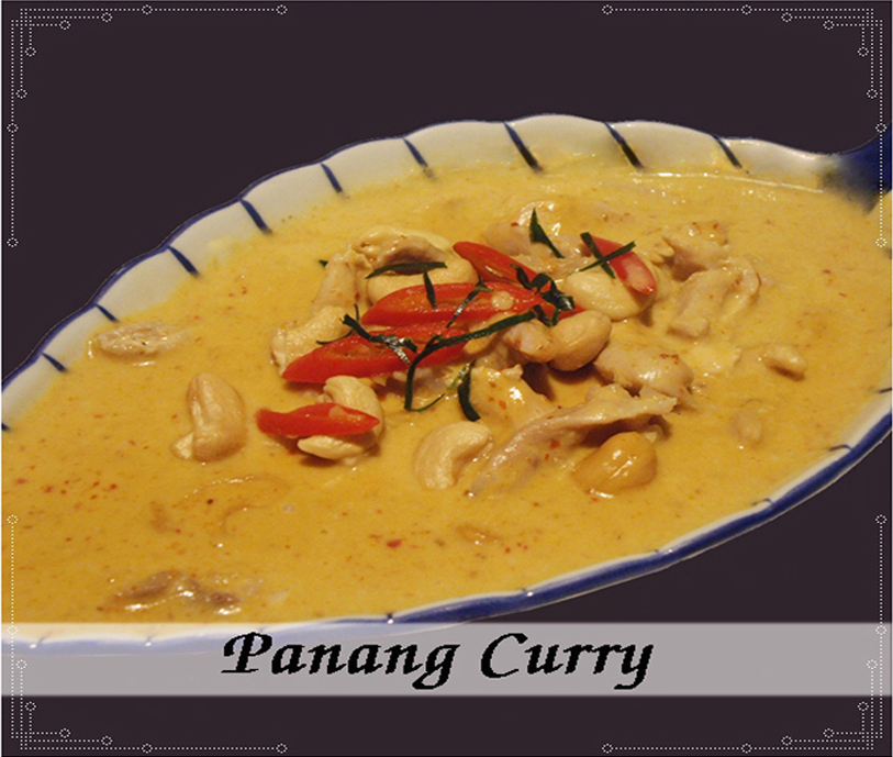Peanut Curry (Gang Panang)