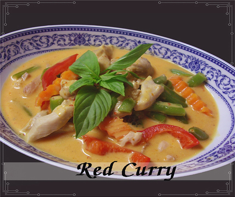 Red Curry (Gang Dang)